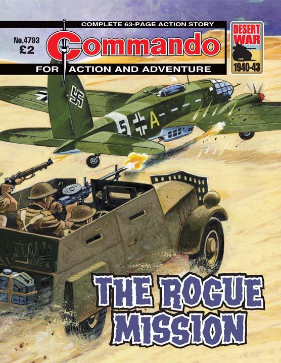Commando 4793