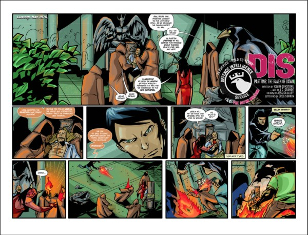 DIS #1 Pages 2 and 3  - Preview
