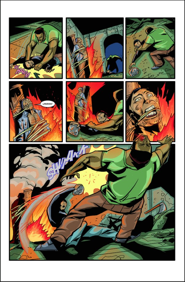 DIS #1 Page 4 - Preview