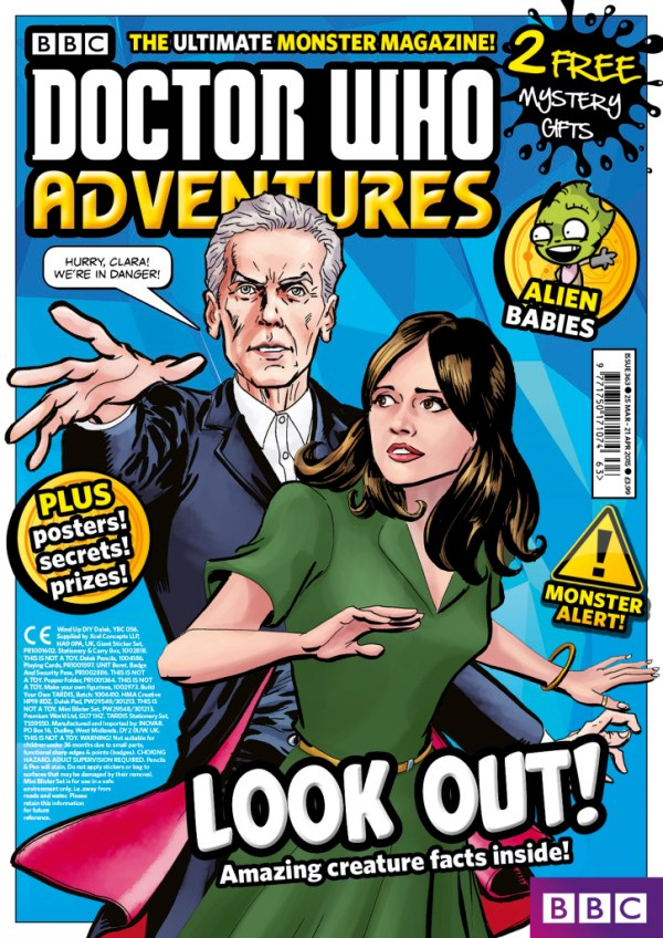 Doctor Who Adventures 363