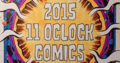 Eleven O'Clock Podcast Logo