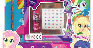 My Little Pony Equestria Girls Issue 1