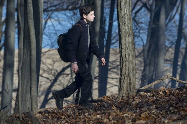 """David Mazouz as Bruce Wayne in Gotham's """"The Scarecrow"""""""