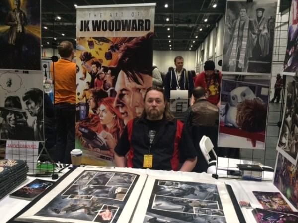 J. K. Woodward
