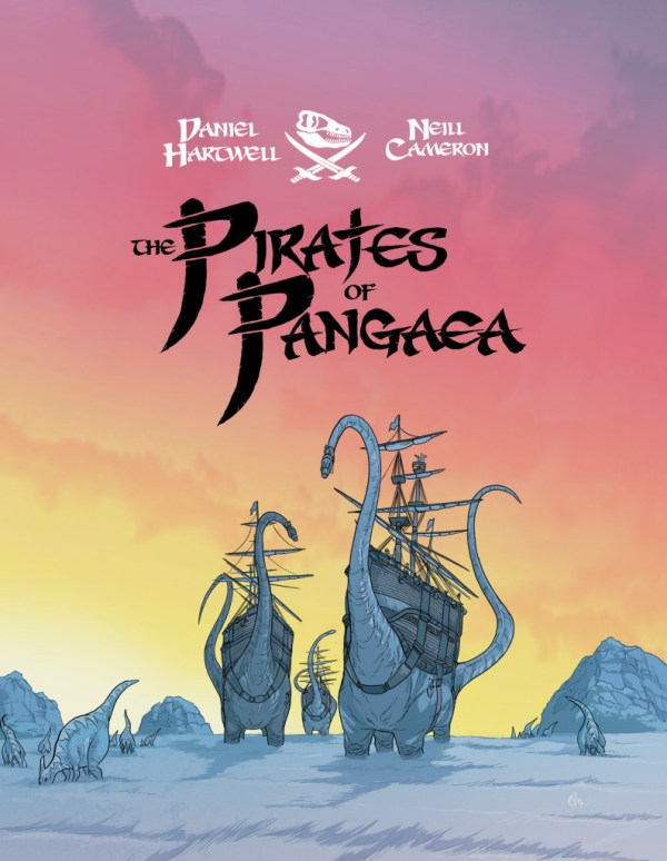 Pirates of Pangea Title Page