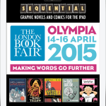SEQUENTIAL London Book Fair Promotion