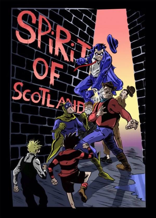 """Norrie Walker's """"Spirit of Scotland"""""""