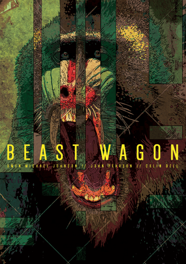 Beast Wagon #1 - Cover