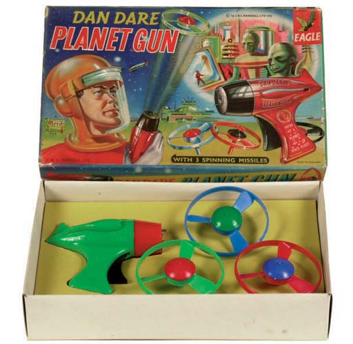 Dan Dare Planet Gun