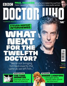 Doctor Who Magazine 484
