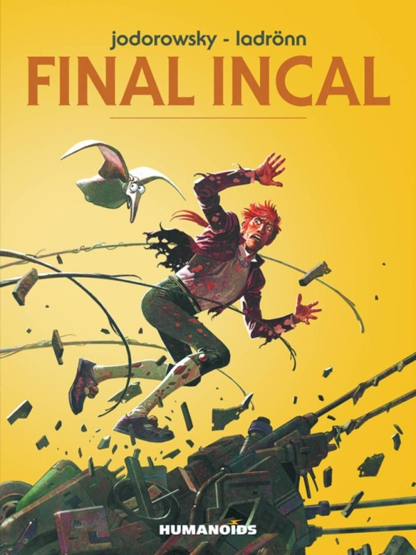Final Incal Hard Cover