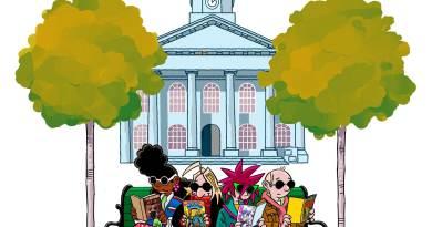 Lancaster Comics Day 2015 - Promotional Art
