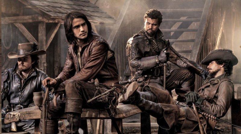 The Musketeers Series 2