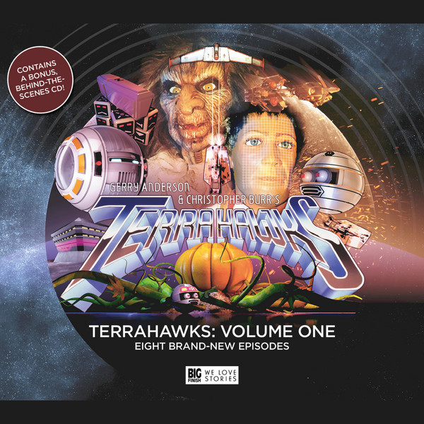 Terrahawks: Big Finish Audio Series