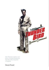 A Thunder Bird At Bomber Command