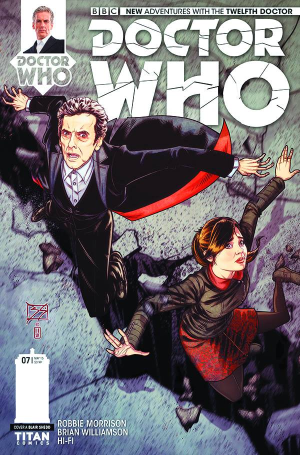 Doctor Who: Twelfth Doctor #7 - Cover A