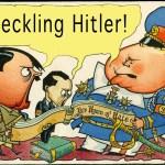 Heckling Hitler