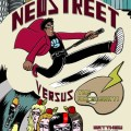 Newstreet versus The Accelerati - Cover