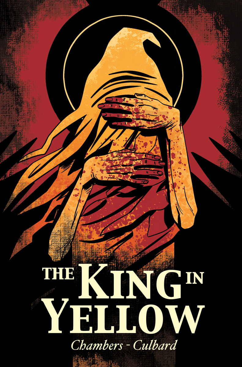 """Sneak Peek: INJ Culbard's adaptation of """"The King in Yellow"""", out next month"""