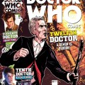 Doctor Who Comic Issue Three