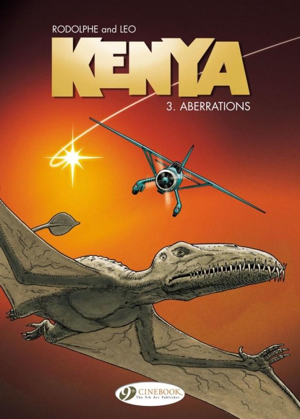 Kenya Graphic Novel Volume 3: Aberrations