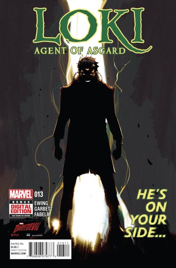 Loki Agent Of Asgard #13