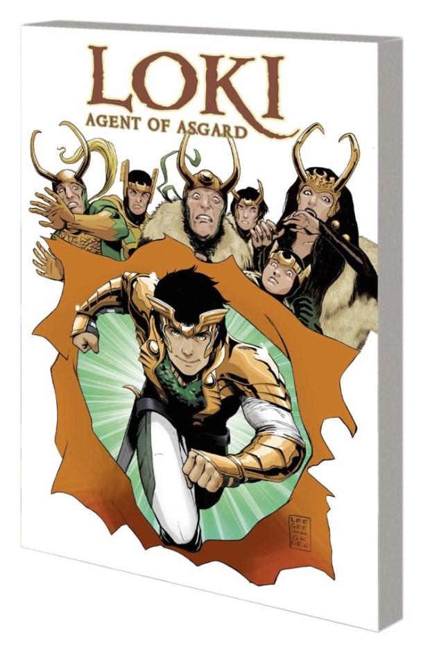 Loki Agent Of Asgard Trade Paperback Volume 2 I Cannot