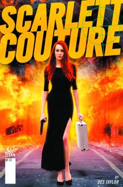 Scarlett Couture #1 - Photo Cover