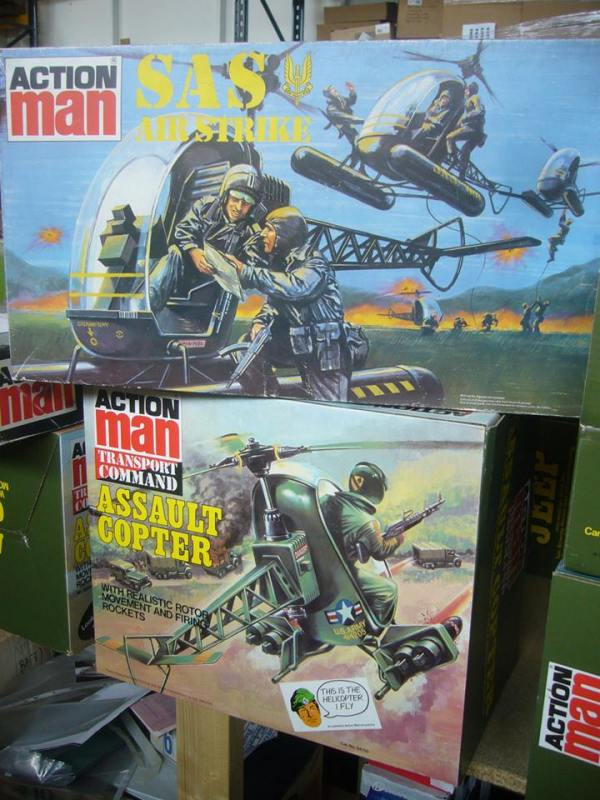 Action Man: Assault Helicopter