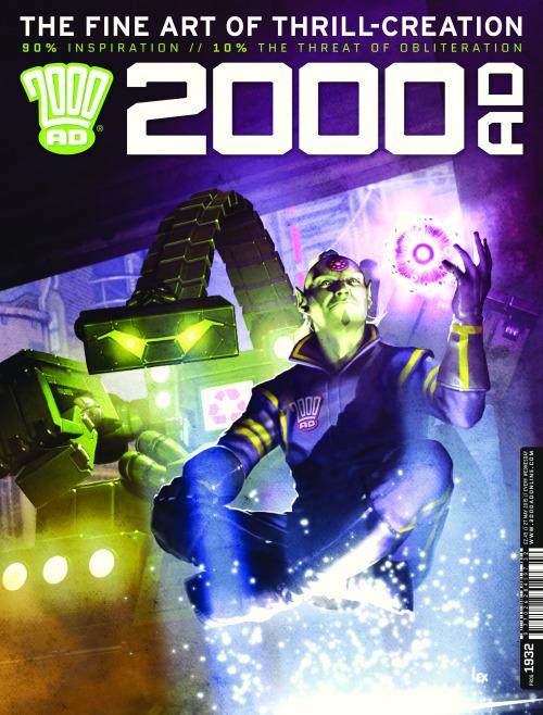 2000AD Prog 1932
