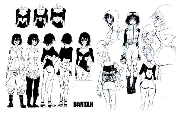 Bantah Six B