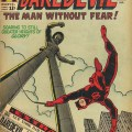 Daredevil #8, featuring the first appearance of longtime villain Stilt Man. Image: Marvel