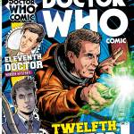 Doctor Who Comic UK #4 - Cover