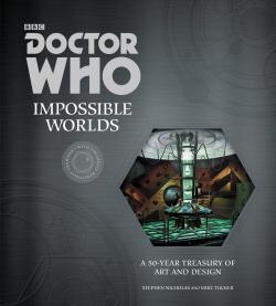 New Doctor Who design book out later this year