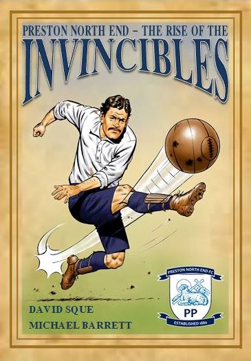 The Invincibles: Dummy Cover