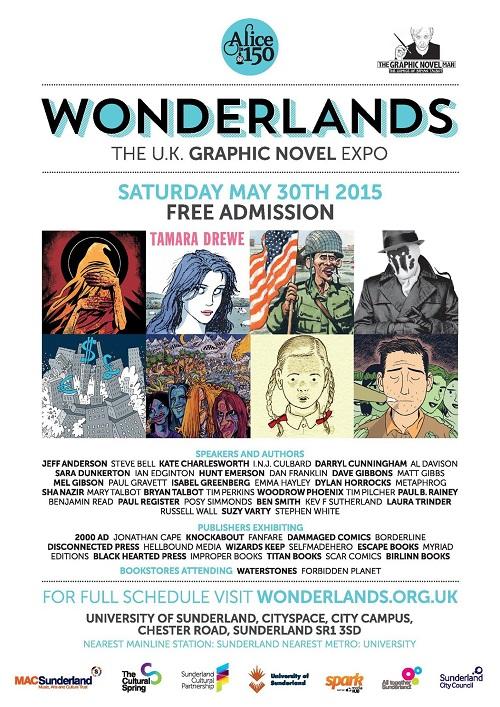Wonderlands Poster