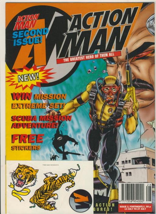 Action Man #2