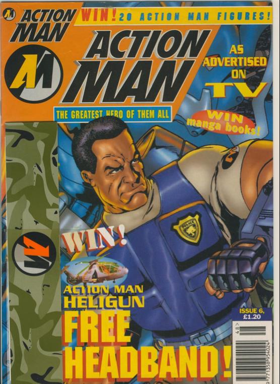 Action Man #6
