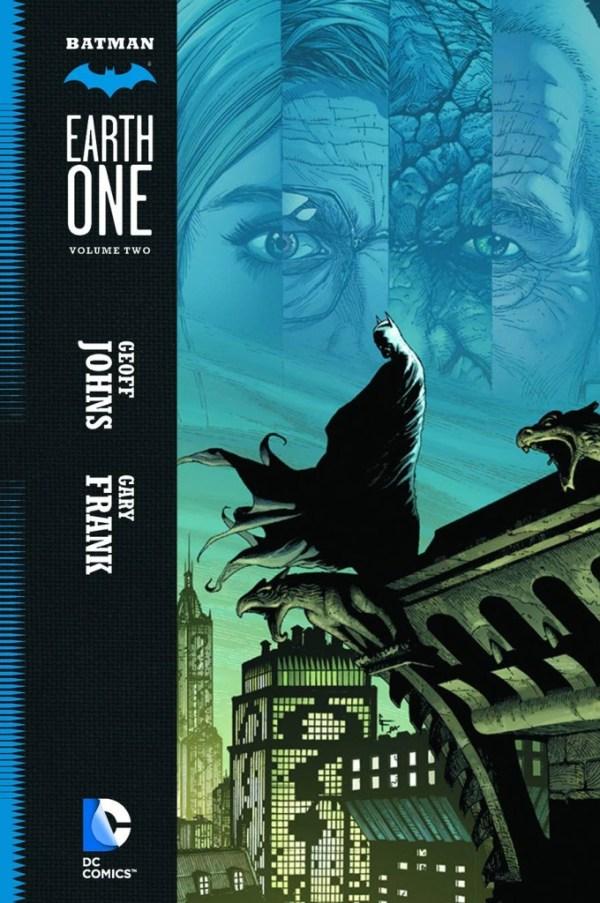 Batman Earth One Hard Cover Volume 2