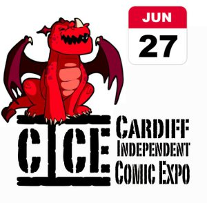 Cardiff Independent Comic Expo