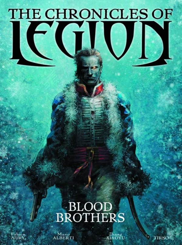 Chronicles Of Legion Hard Cover Volume 3: Blood Brothers