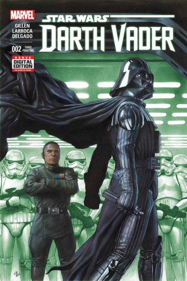 Darth Vader #2 Granov – Third Printing Variant