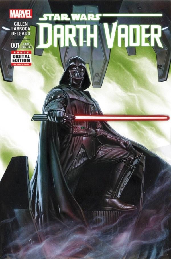 Darth Vader #1 Granov – Third Printing Variant