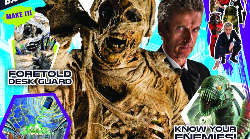 Doctor Who Adventures Issue 2 - Panini
