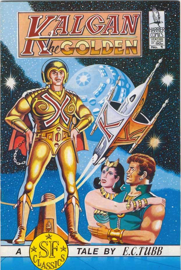 Kalgan the Golden