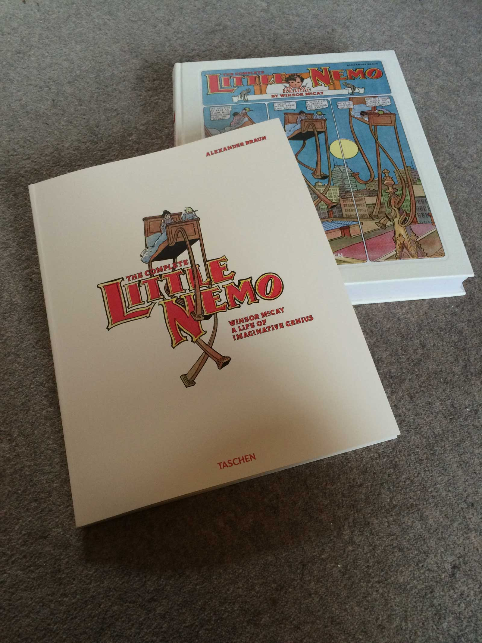 In Review: Winsor McCay – The Complete Little Nemo 1905–1927 ...