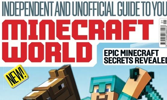 Minecraft Magazine Issue One - SNIP