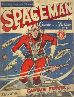 Spaceman Issue 6