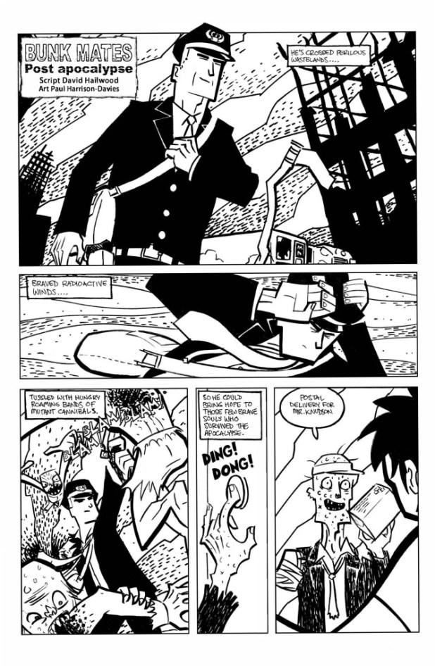 """Bunk Mates"" by David Hailwood and Paul Harrison-Davies"