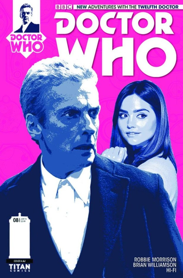 Doctor Who: Twelfth Doctor #8